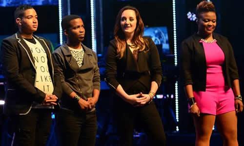 Idols SA Season 10 Top 4 Contestants