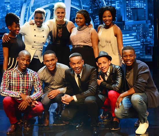 Idols SA Season 11 Top 10 Contestants