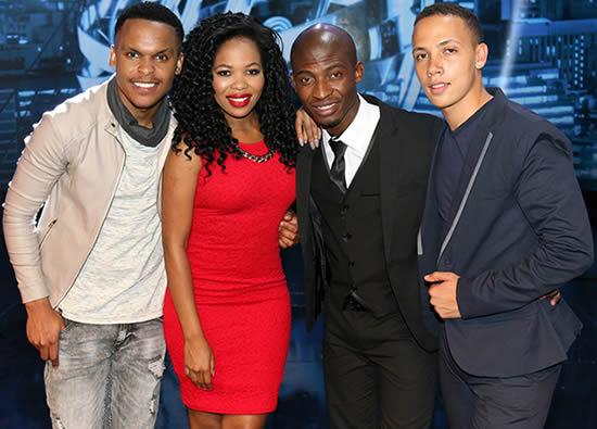 Idols SA Season 11 Top 4 Contestants