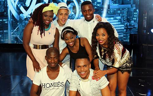 Idols SA Season 11 Top 7 Contestants