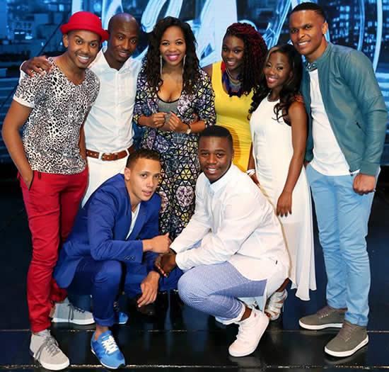 Idols SA Season 11 Top 8 Contestants