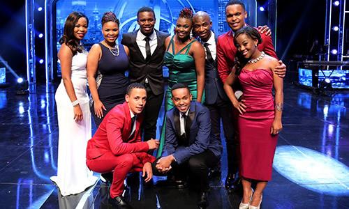 Idols SA Season 11 Top 9 Contestants