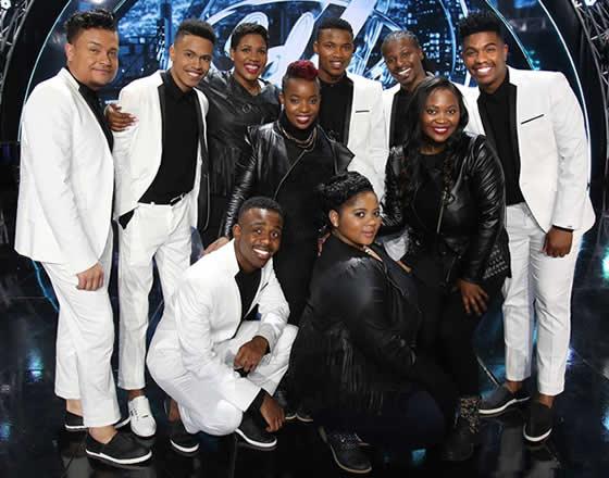 Idols SA Season 12 Top 10 Contestants