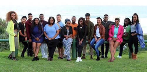 Idols SA Season 12 Top 16 Contestants