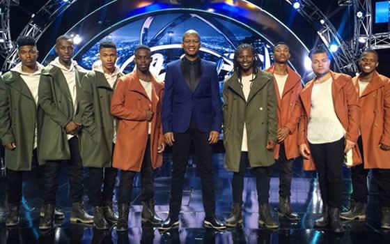 Idols SA Season 12 Top 16 Male Contestants