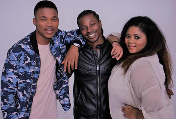 Idols SA Season 12 Top 3 Contestants