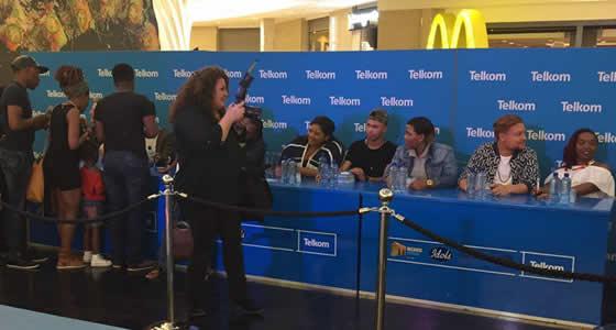 Season 12 Top 8 contestants East Rand fans meet and greet 4