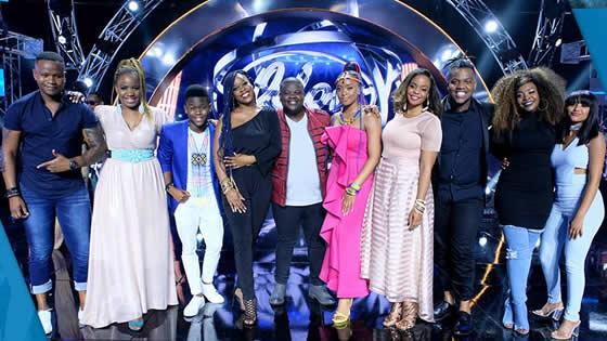 Idols SA Season 13 Top 10 Contestants