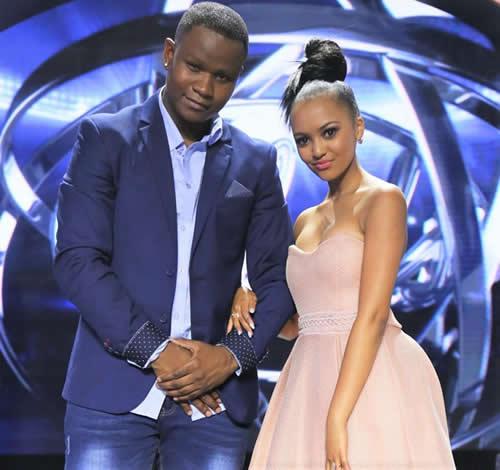 Idols SA Season 13 Top 2 Contestants