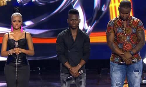 Idols SA Season 13 Top 3 Contestants