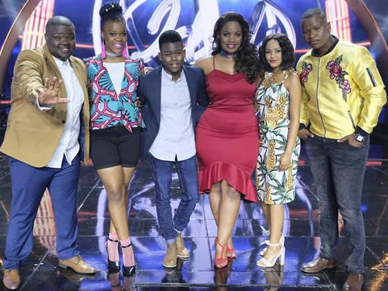 Idols SA Season 13 Top 6 Contestants