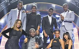 Idols SA Season 13 Top 8 Contestants