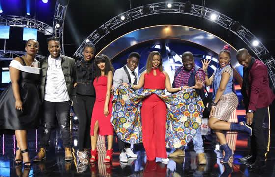 Idols SA Season 13 Top 9 Contestants
