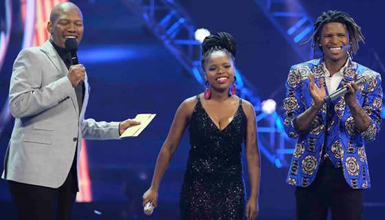 Idols SA Season 14 Grand Finale, Thato Makape and Yanga Sobetwa