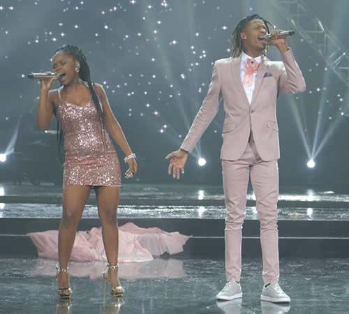 "Idols SA Season 14 Grand Finale - Thato Makape and Yanga Sobetwa duet, ""Dusk Till Dawn"" by Zayn Ft. Sia"