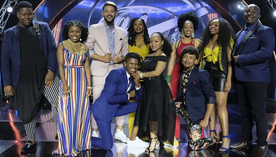 Idols SA Season 14 Top 10 Contestants