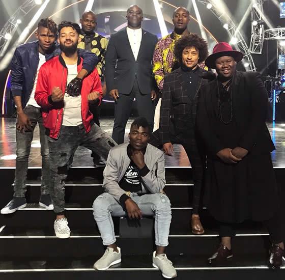Idols SA Season 14 Top 16 - Male Contestants