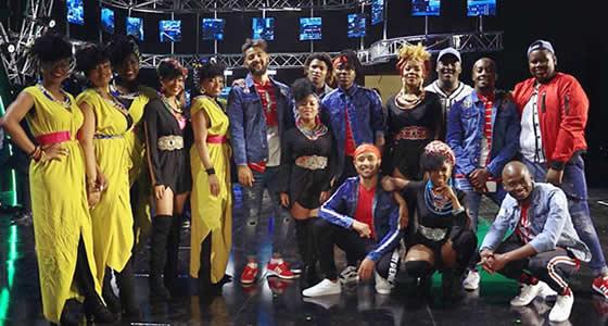 Idols SA Season 14 Top 16 Contestants