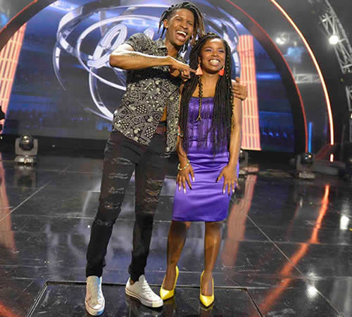 Idols SA Season 14 Top 2 Contestants, Thato Makape and Yanga Sobetwa