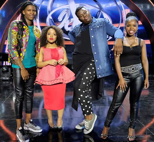 Idols SA Season 14 Top 4 Contestants