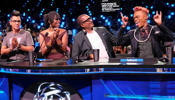 Idols SA Season 14 Top 5 show, Guest judge, Dr. Mathew Knowles