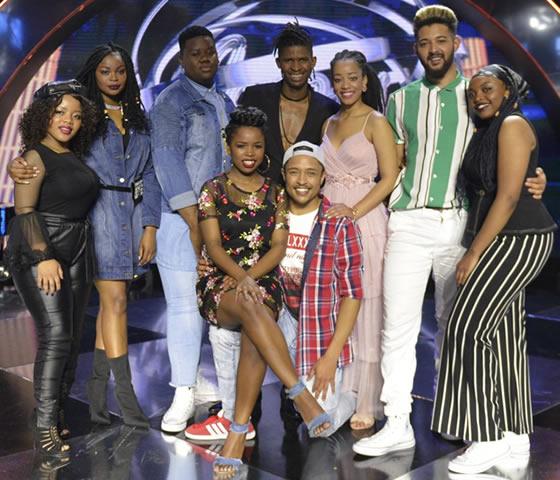 Idols SA Season 14 Top 9 Contestants