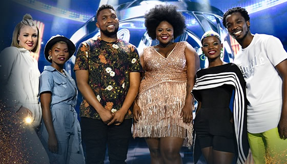 Idols SA Season 15 Top 6 Contestants
