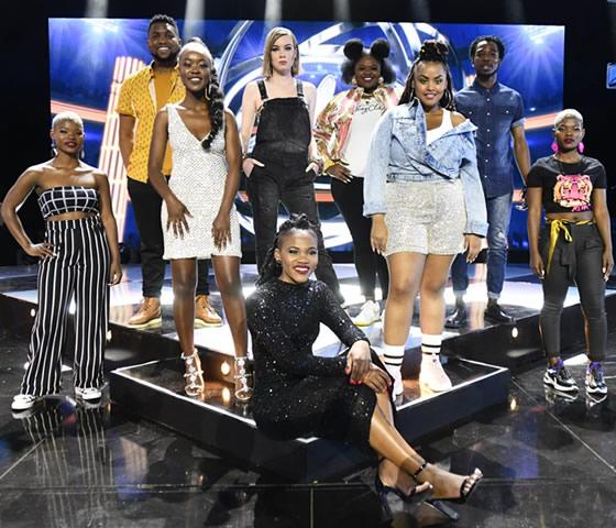 Idols SA Season 15 Top 9 Contestants