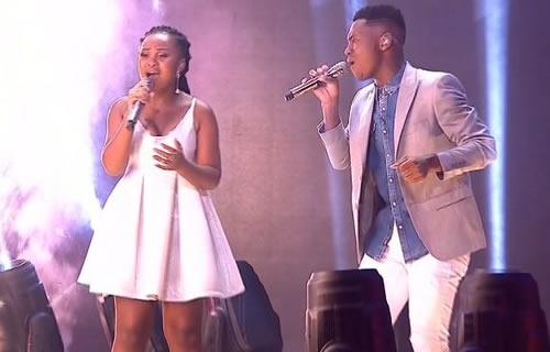"Idols SA Season 16 Grand Finale Mr Music and Zama Khumalo performing ""Letting Go"" by Thami Shobede Ft. Brenda Mtambo"