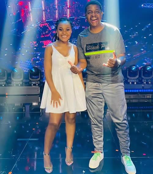 Idols SA Season 16 Grand Finale, Zama Khumalo and Kalawa Jazmee CEO Oskido