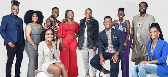 Idols SA Season 16 Top 10 Contestants