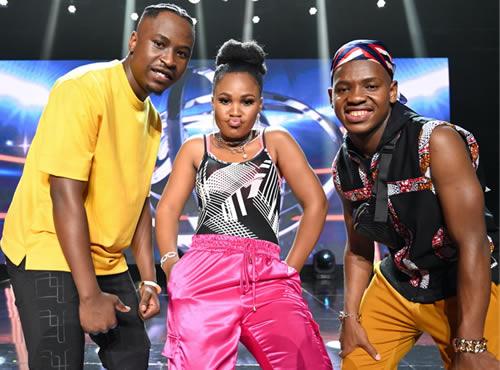 Idols SA Season 16 Top 3 Contestants