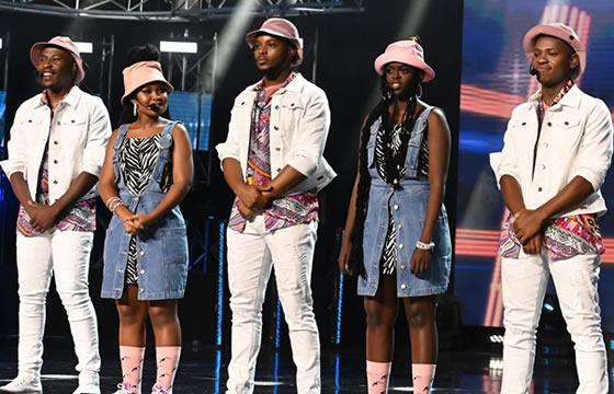 Idols SA Season 16 Top 5 Contestants