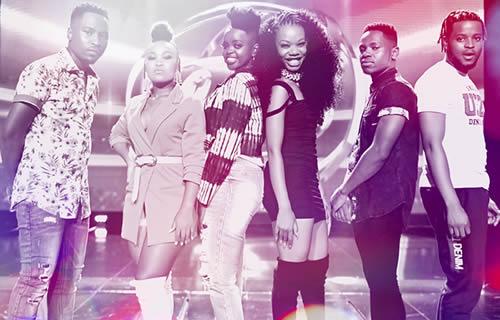 Idols SA Season 16 Top 6 Contestants