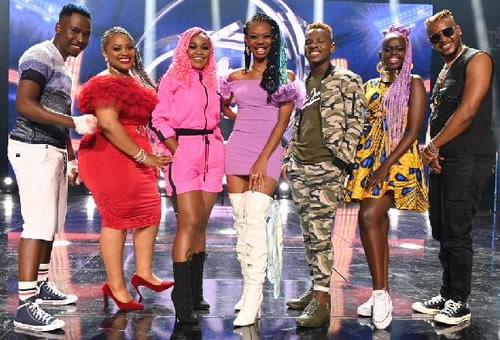 Idols SA Season 16 Top 7 Contestants