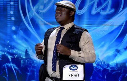 Idols SA Season 16 Wooden Mic winner, Mbevu Njengempisi
