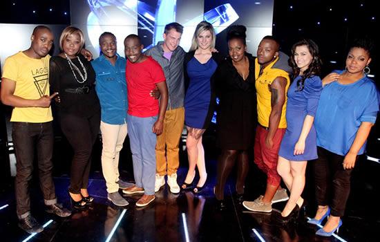 Idols SA Season 8 Top 10 contestants