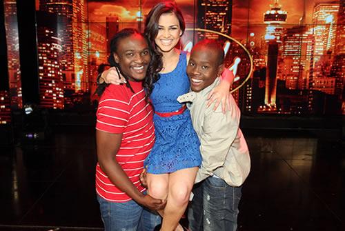Idols SA Season 8 Top 3 contestants