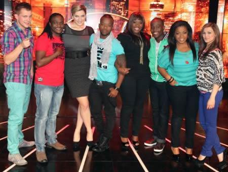 Idols SA Season 8 Top 8 contestants