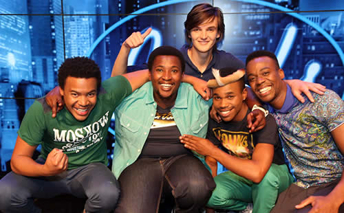 Idols SA Season 9 Male Contestants Of The Top 10