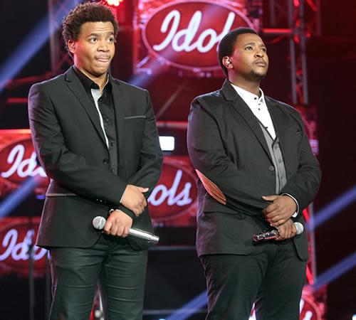 Idols SA Season 9 Top 2 Contestants