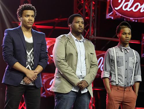 Idols SA Season 9 Top 3 Contestants