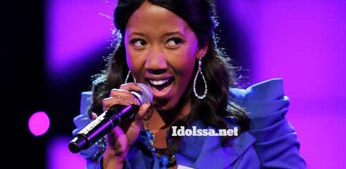 Sihle Ndaba, Idols SA Season 8 Top 18 Contestant