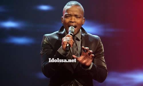 Simphiwe Gwegwe, Idols SA Season 8 Top 18 Contestant