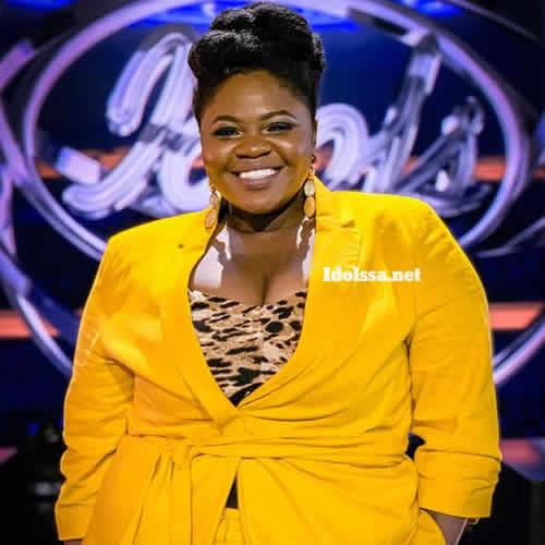 Idols SA Season 15 Runner-up, Sneziey Msomi