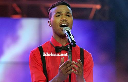 Sonke Mazibuko - Idols SA Season 9 Top 16 Contestant