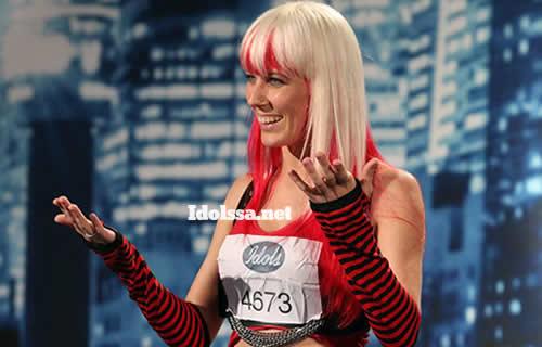 Tauna Collier - Idols SA Season 9 Top 16 Contestant