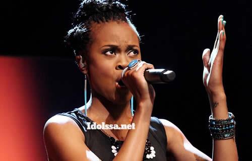 Tumi Lesejane - Idols SA Season 9 Top 16 Contestant