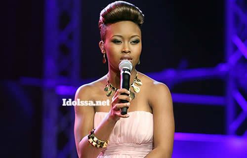 Zoe Zana - Idols SA Season 9 Top 16 Contestant
