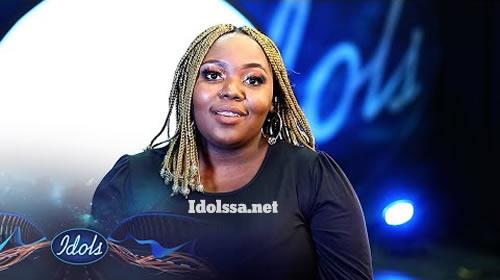 Andiswa Zondi, Idols SA 2021 'Season 17' Top 16 Contestant
